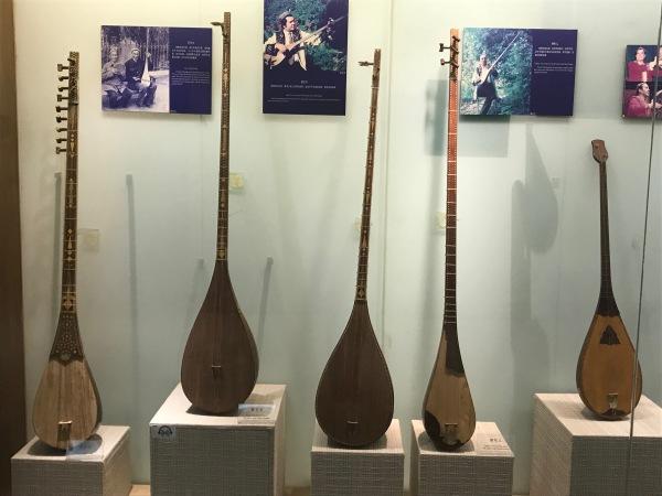 Museums of Music: Shanghai – Trilce Navarrete